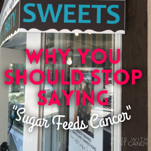 sugarfeedscancer